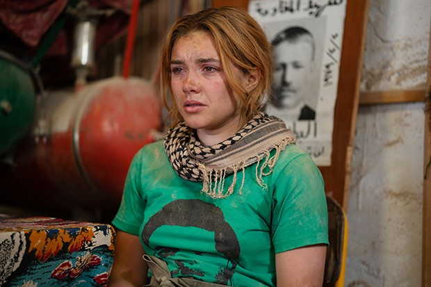 Florence Pugh in Drummer Girl