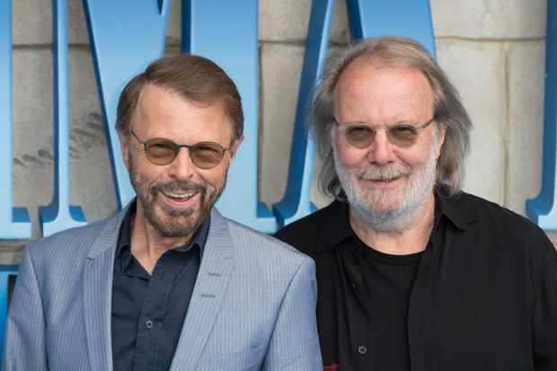 X Factor Mamma Mia! night   ABBA legends Benny Andersson ...