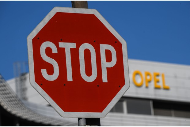 Stop sign (Getty, EH)