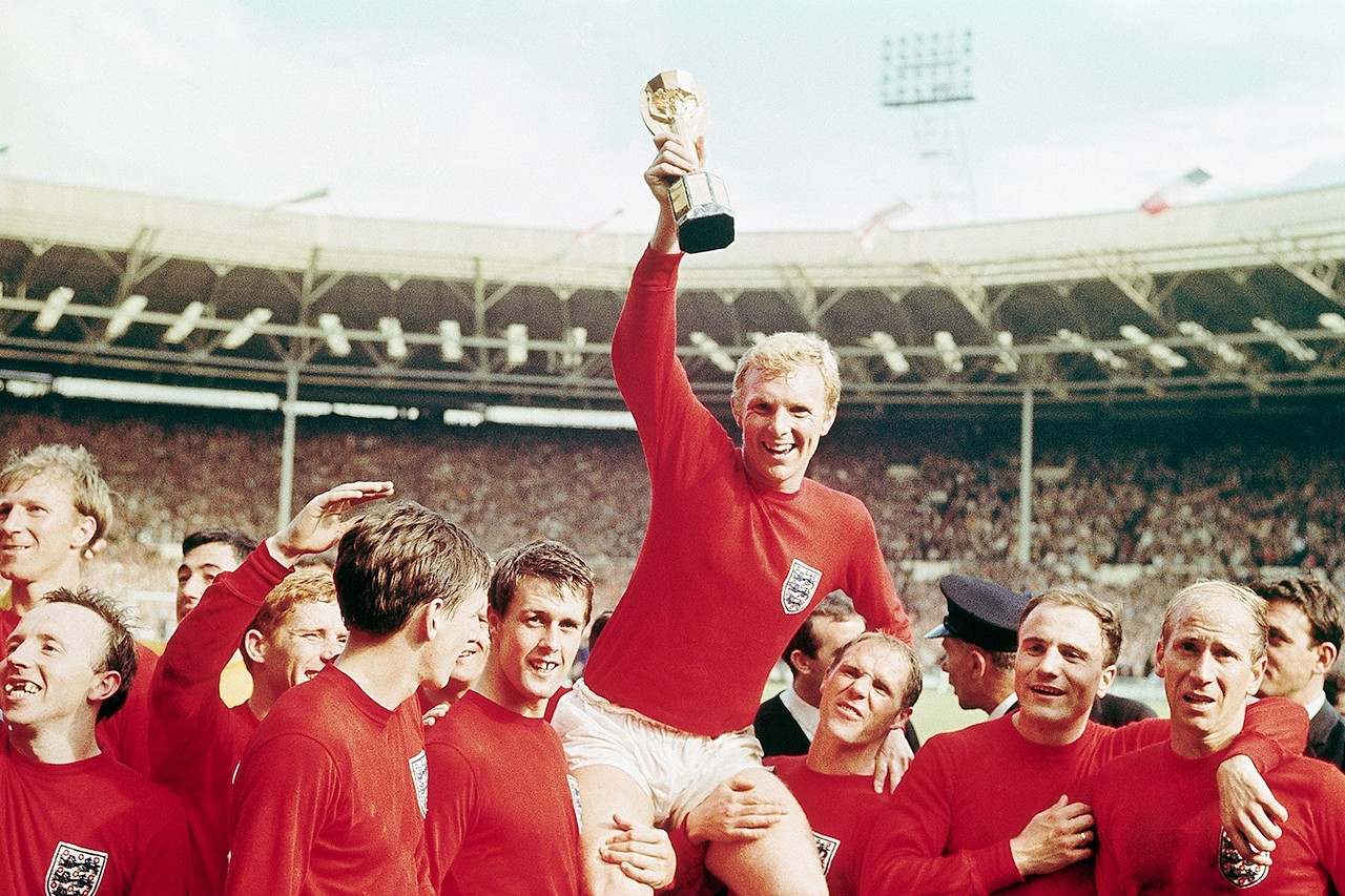 Bobby Moore named the greatest Sports Personality of the Year winner of all time in Radio Times poll (Getty)