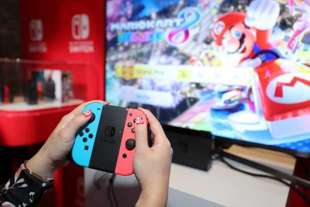Nintendo Switch (Getty, EH)