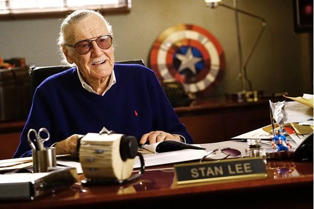 Stan Lee (Getty)