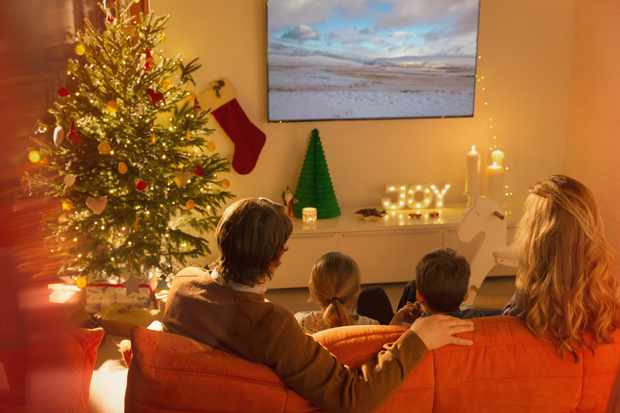 Christmas TV Habits