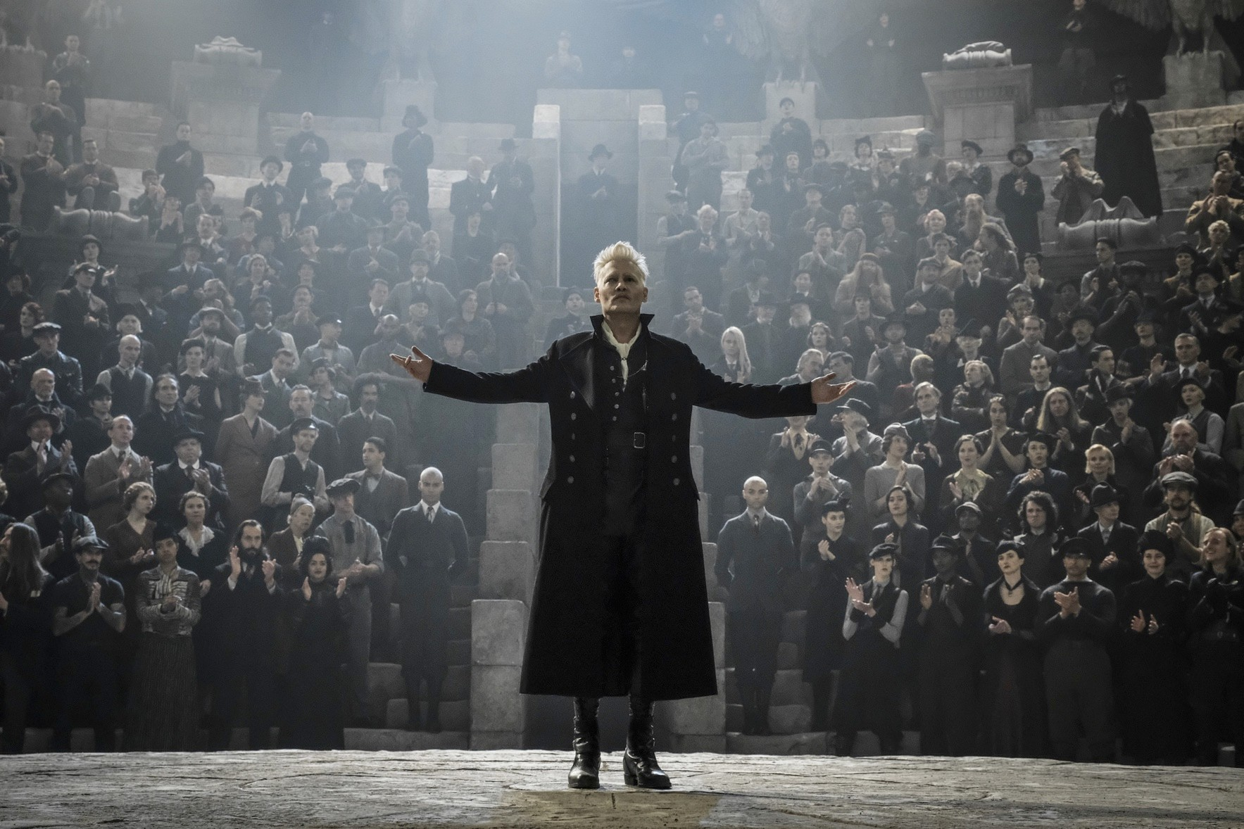 Fantastic Beasts: the Crimes of Grindelwald; Jaap Buitendijk (Warners); JH