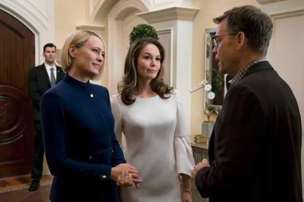 House Of Cards Season 6 Who Are Annette And Bill Shepherd New