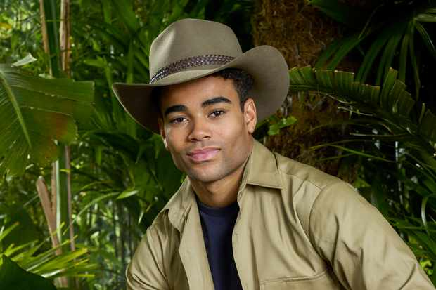 From ITV Studios  I'm A Celebrity... Get Me Out Of Here!: SR18 on ITV  Pictured: Malique Thompson-Dwyer.  This photograph is (C) ITV Plc and can only be reproduced for editorial purposes directly in connection with the programme or event mentioned above, or ITV plc. Once made available by ITV plc Picture Desk, this photograph can be reproduced once only up until the transmission [TX] date and no reproduction fee will be charged. Any subsequent usage may incur a fee. This photograph must not be manipulated [excluding basic cropping] in a manner which alters the visual appearance of the person photographed deemed detrimental or inappropriate by ITV plc Picture Desk.  This photograph must not be syndicated to any other company, publication or website, or permanently archived, without the express written permission of ITV Picture Desk. Full Terms and conditions are available on the website www.itv.com/presscentre/itvpictures/terms  For further information please contact: james.hilder@itv.com / 0207 157 3052