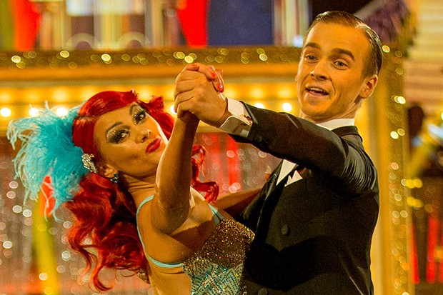 Meet the couples on the 2019 Strictly Come Dancing Christmas special