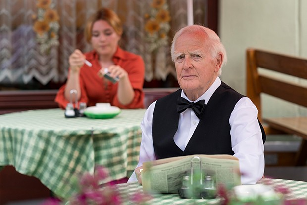 John le Carre in The Little Drummer Girl
