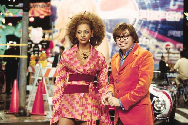 watch austin powers 2 the spy who shagged me online free