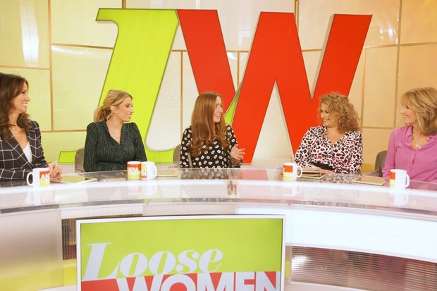 Loose Women Behind The Scenes