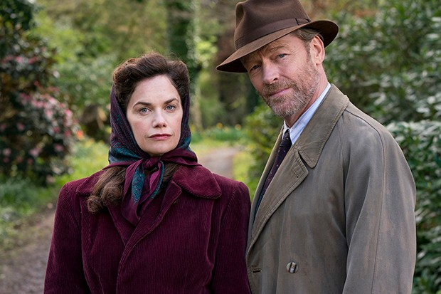 Who Stars In Mrs Wilson Meet The Cast Of Bbc Drama Led By Ruth Wilson Iain Glen And Keeley Hawes Bbc1 Pbs Masterpiece Tvnz1 Abc Radio Times