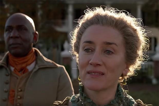 Outlander Aunt Jocasta