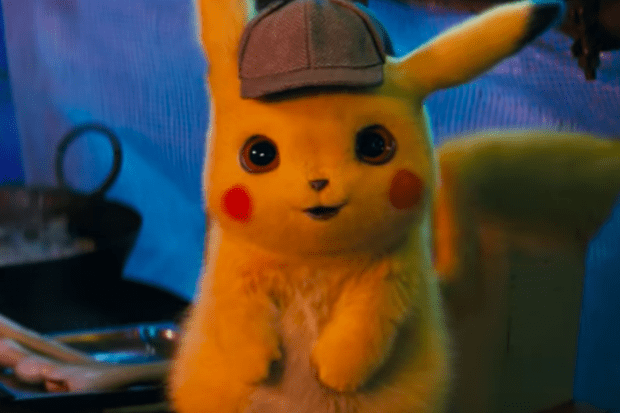 All The Pokemon In The Detective Pikachu Trailer Starring Ryan