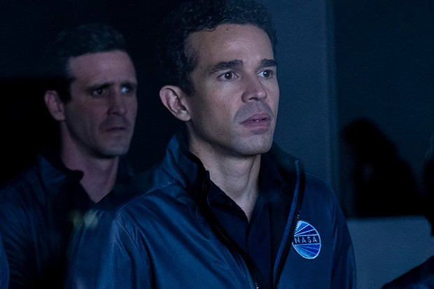 Rey Lucas plays Matteo Vega in The First