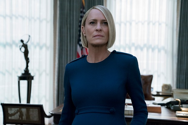 Robin Wright in House of Cards