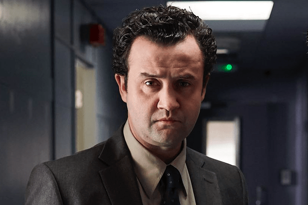 Danny Mays, The Interrogation (C4, EH)