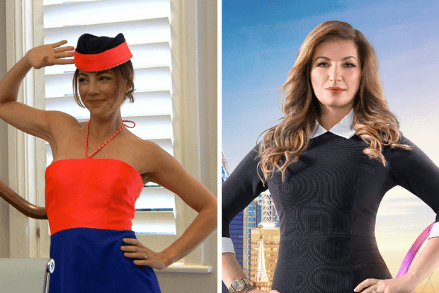 Apprentice sexism outfits