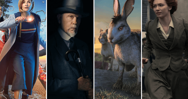What is on TV this Christmas?