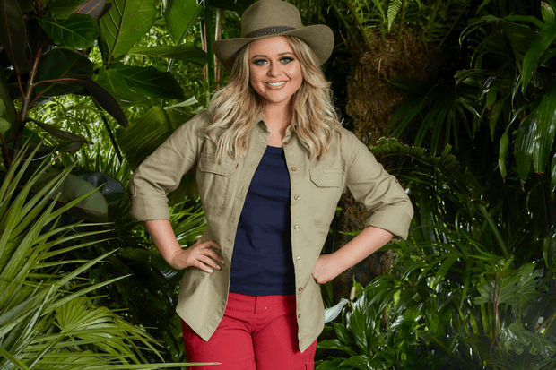 Emily Atack, I'm a celeb (Getty)