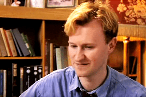 Mark Gatiss in The Zero Imperative