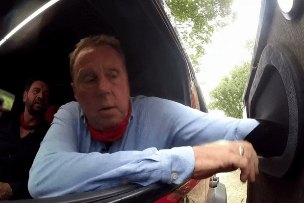 I M A Celeb 2018 Memes Football Fans Had A Special Reason For Loving Harry Redknapp S Entrance Radio Times