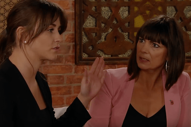 Paula to leave after split with Sophie? Coronation Street