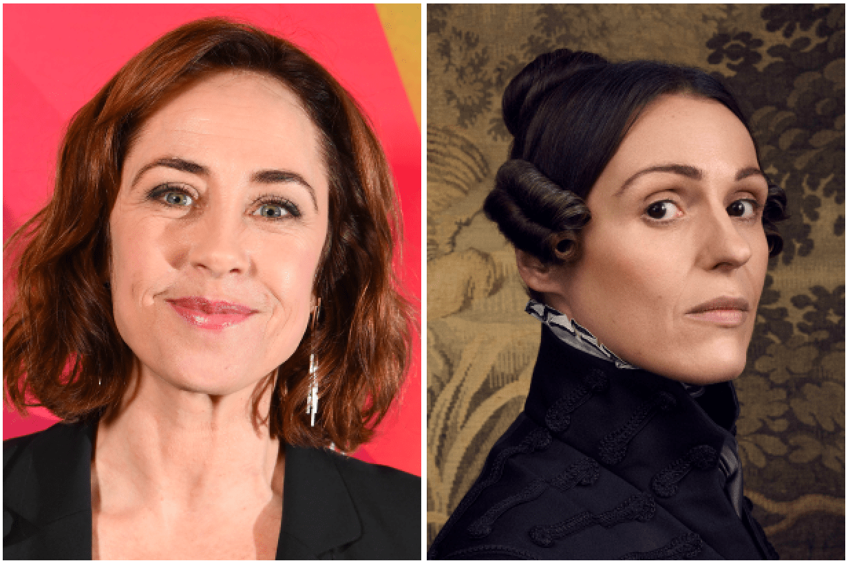 Sofie Grabol, Suranne Jones (Getty, BBC, EH)