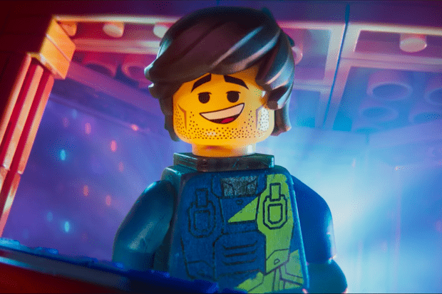 Chris Pratt as Rex Dangervest in The Lego Movie 2 (Warner Bros)