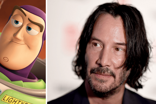 Toy Story 4 Cast Keanu Reeves To Play Character With A Buzz