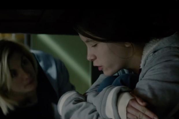 Ellie Wallwork, Screen shot BBC trailer