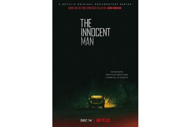 The Innocent Man poster Netflix
