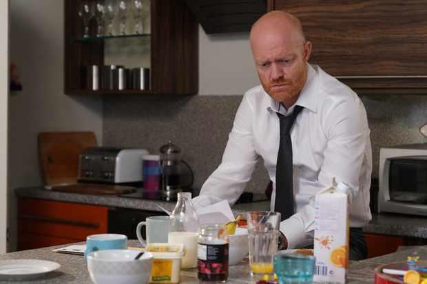 Max Banning (Jake Wood) on EastEnders