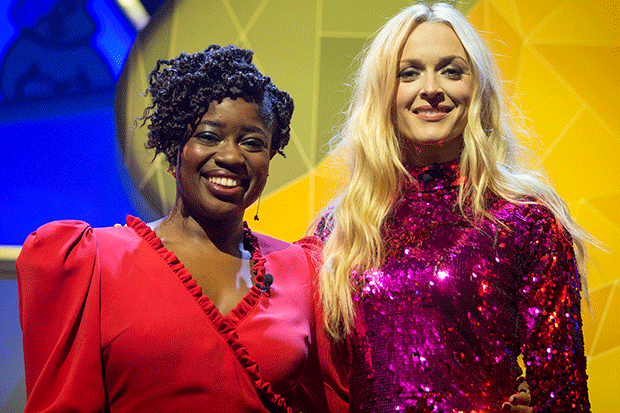 Clara Amfo and Fearne Cotton, BBC Pictures