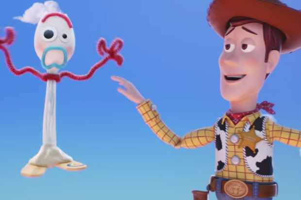 There Will Be A Toy Story 4 : Toy story teaser trailer new character forky joins