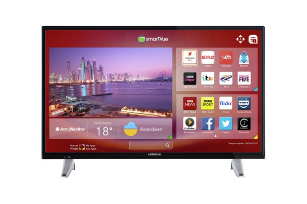 Argos Black Friday And Cyber Monday 2018 Uk Best Television Deals On