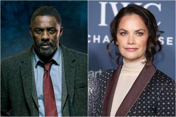 Idris Elba Ruth Wilson Luther Series 5