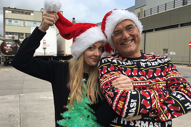 Inside the Christmas Factory, BBC Pictures