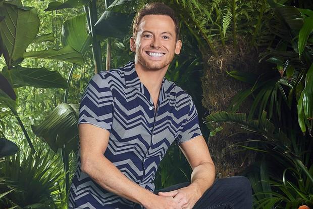 Joe Swash I'm a Celebrity ITV
