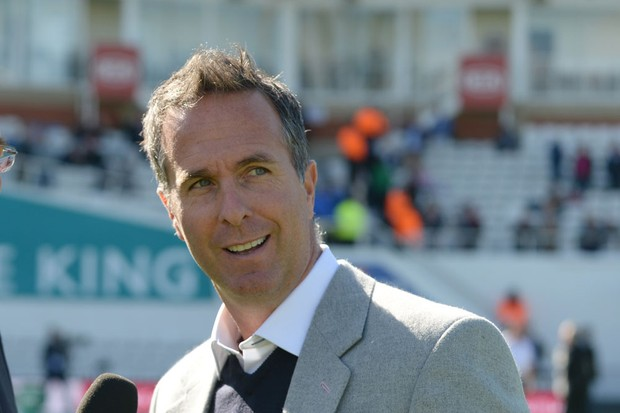Michael Vaughan (Getty)