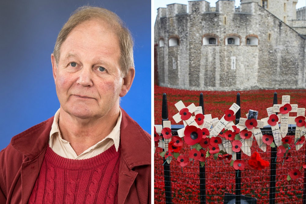Michael Morpurgo/ Poppies (Getty)