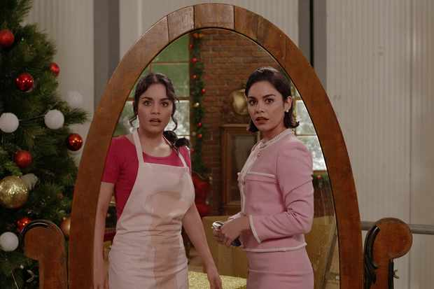 The Christmas Switch.The Princess Switch Vanessa Hudgens Netflix Christmas