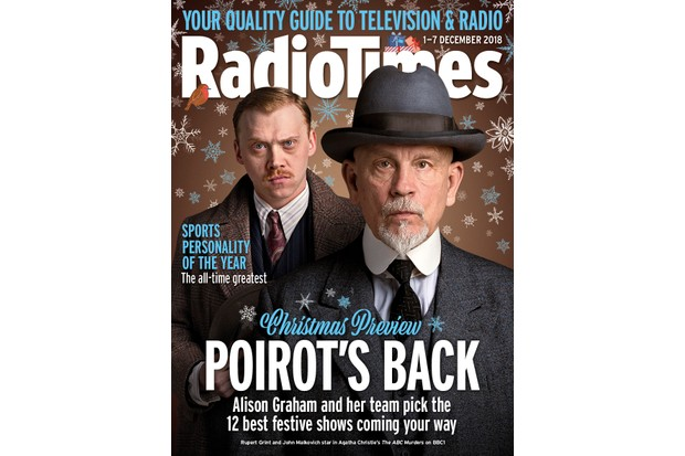 Read more about the BBC Sports Personality of the Year poll in this week's Radio Times