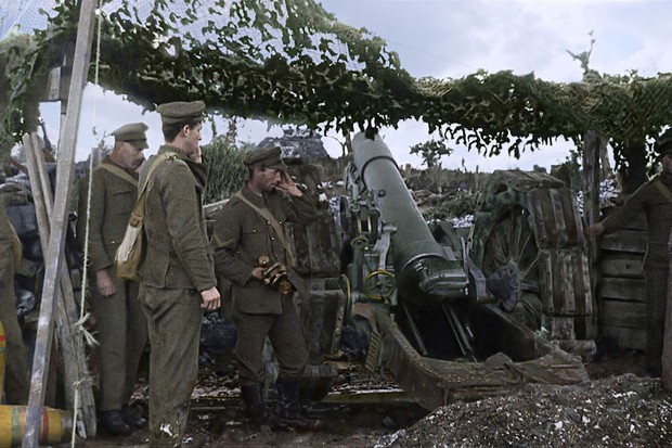 They Shall Not Grow Old (BBC)
