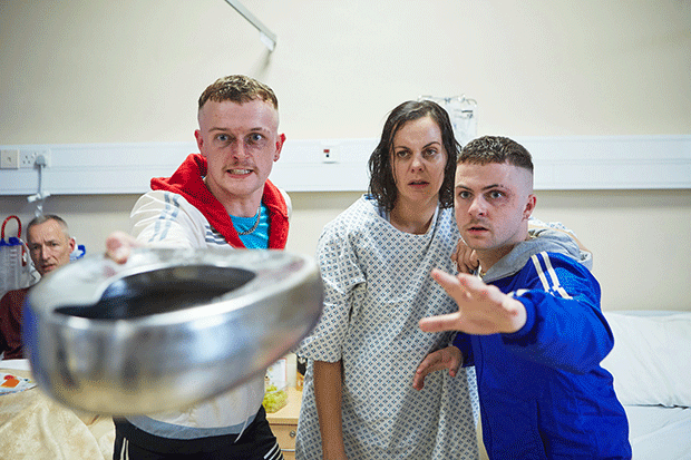 Young Offenders, BBC Pictures