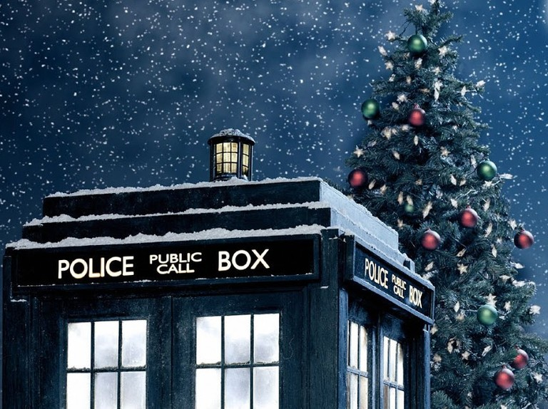 Why isn't Doctor Who on Christmas Day, and where can you watch the best Christmas episodes?