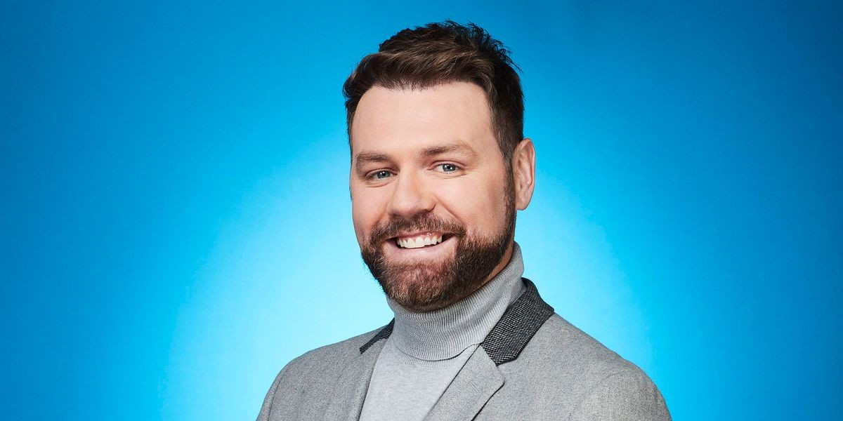 1Brian McFadden Dancing on Ice
