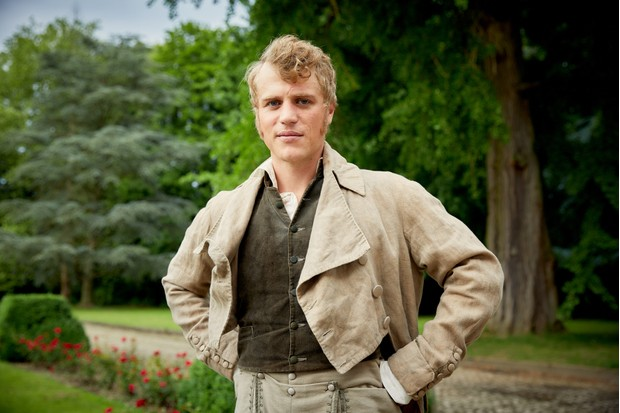 Felix played by Johnny Flynn