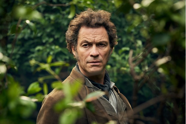Jean Valjean played by Dominic West