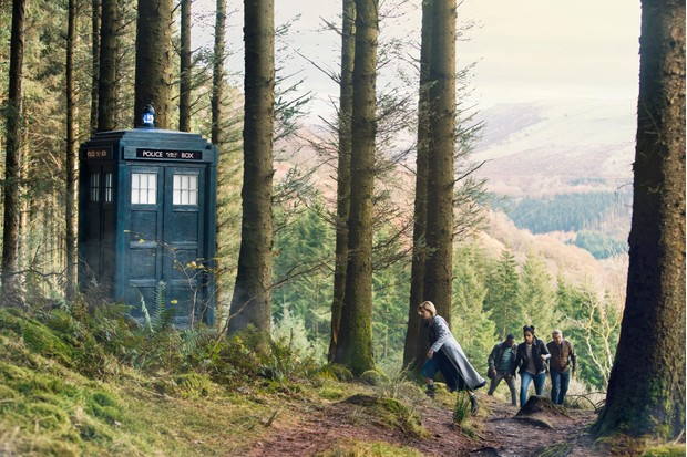 Doctor Who It Takes You Away, BBC Pictures