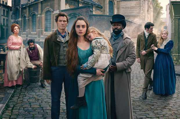 Image result for les mis bbc
